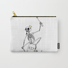 Skull King Carry-All Pouch
