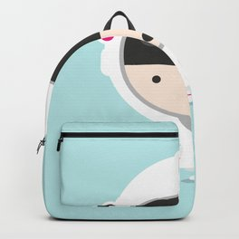 Miss Astronaut 1 Backpack