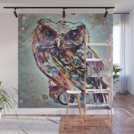 Owl 3 Wall Mural