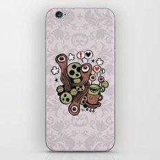 COSMIC LOVE ZONE iPhone & iPod Skin