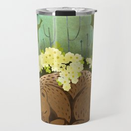 Bear Nest Travel Mug