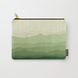Greeny Carry-All Pouch