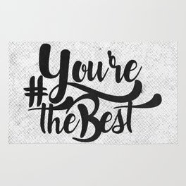 You're The Best 2 Rug