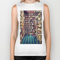 books Biker Tanks featuring Books by Whitney Retter