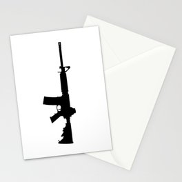 AR-15 Stationery Cards