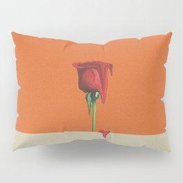 Melting Rose Pillow Sham
