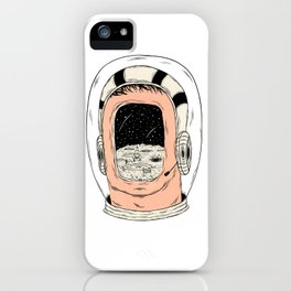 From the Earth to the Moon iPhone Case