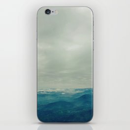 The Andes iPhone Skin