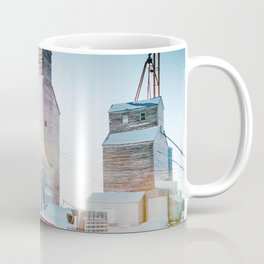 Waiting in Winter Coffee Mug