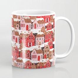 Gingerbread Village Coffee Mug