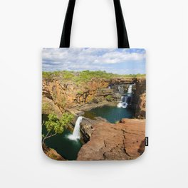 Mitchell Falls Tote Bag