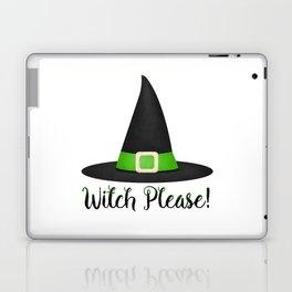 Witch Please! Laptop & iPad Skin