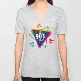 Fashion 90's style Unisex V-Neck