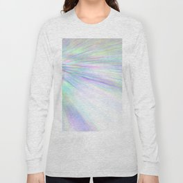 Re-Created Rapture 3 by Robert S. Lee Long Sleeve T-shirt