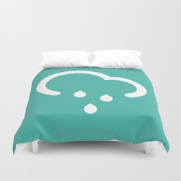 Light Shower - Better Weather Duvet Cover