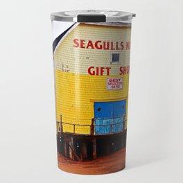 Seagulls Nest in North-Rustico PEI Travel Mug