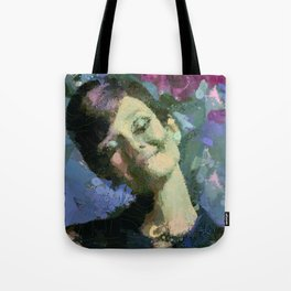 Happy :) Tote Bag