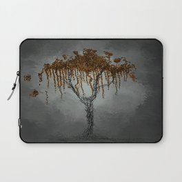 Lonely World Laptop Sleeve