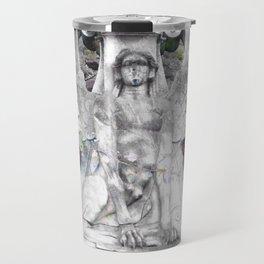 Sphinx in Roma - Vibrant Travel Mug