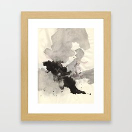 Dreaming of the Moroccan Mountains  Framed Art Print
