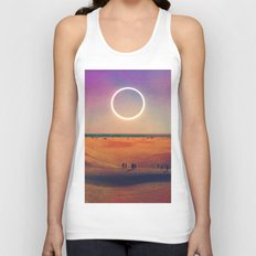 One Of Those Summer Days... Unisex Tank Top