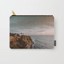 California Lighthouse Sunset Carry-All Pouch