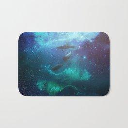 Mystic dolphins Bath Mat