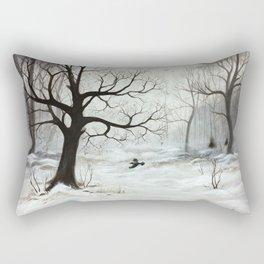 Winter meeting Rectangular Pillow