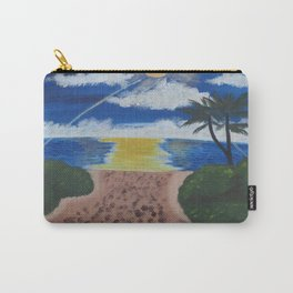 Beach Bound Carry-All Pouch