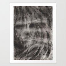 GHOST 10 Art Print