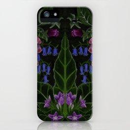 The Poison Garden - Mandragora iPhone Case