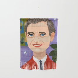 Mr. Rogers Wall Hanging