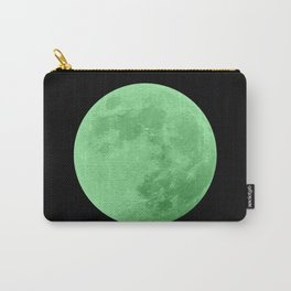 LIME MOON // BLACK SKY Carry-All Pouch
