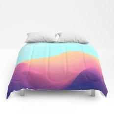 Sand dunes Comforters