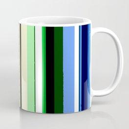 Vivid Lines Coffee Mug