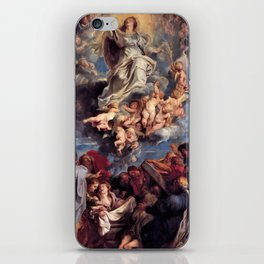 Pieter-Paul Rubens; Assumption of the Devine and Holy Virgin Mary iPhone Skin