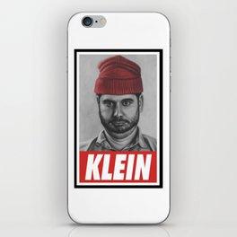 KLEIN iPhone Skin