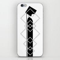 persona iPhone & iPod Skins featuring Persona I by Martin Stratiev