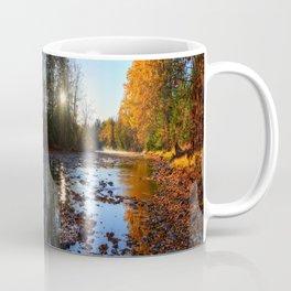 Salmon Sanctuary - Adams River BC, Canada Coffee Mug