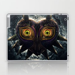 Epic Pure Evil of Majora's Mask Laptop & iPad Skin