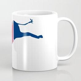 Mississippi Republican Donkey Flag Coffee Mug