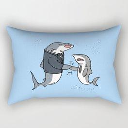 The Cleaner Rectangular Pillow