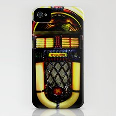 Wurlitzer Jukebox  iPhone (4, 4s) Slim Case