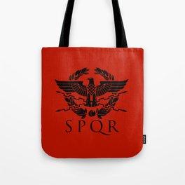 SPQR Hemblem Tote Bag