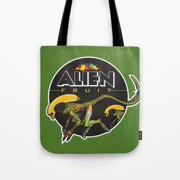 Alien Fruit Tote Bag