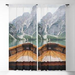 Live the Adventure Blackout Curtain