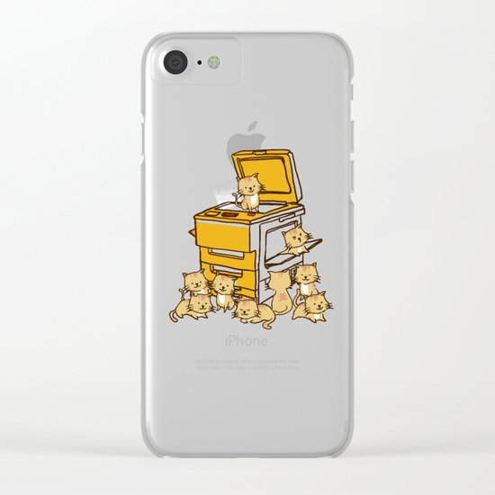 The Original Copycat Clear iPhone Case