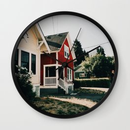 Portland , OR Wall Clock