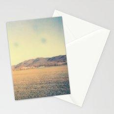 Mountain Range 2 Polaroid Stationery Cards