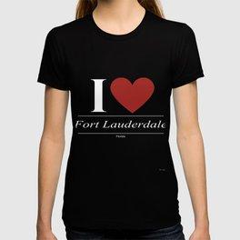 Fort Lauderdale Florida FL Floridian T-shirt